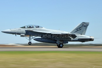 A44-216 - Australia - Air Force Boeing F/A-18F Super Hornet