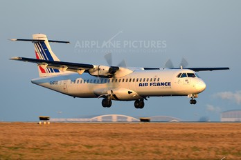F-GPOD - Air France - Airlinair ATR 72 (all models)