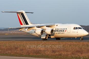 EI-RJH - Air France - Cityjet British Aerospace BAe 146-200/Avro RJ85