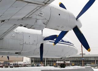 CCCP-75554 - Aeroflot Ilyushin Il-18 (all models)