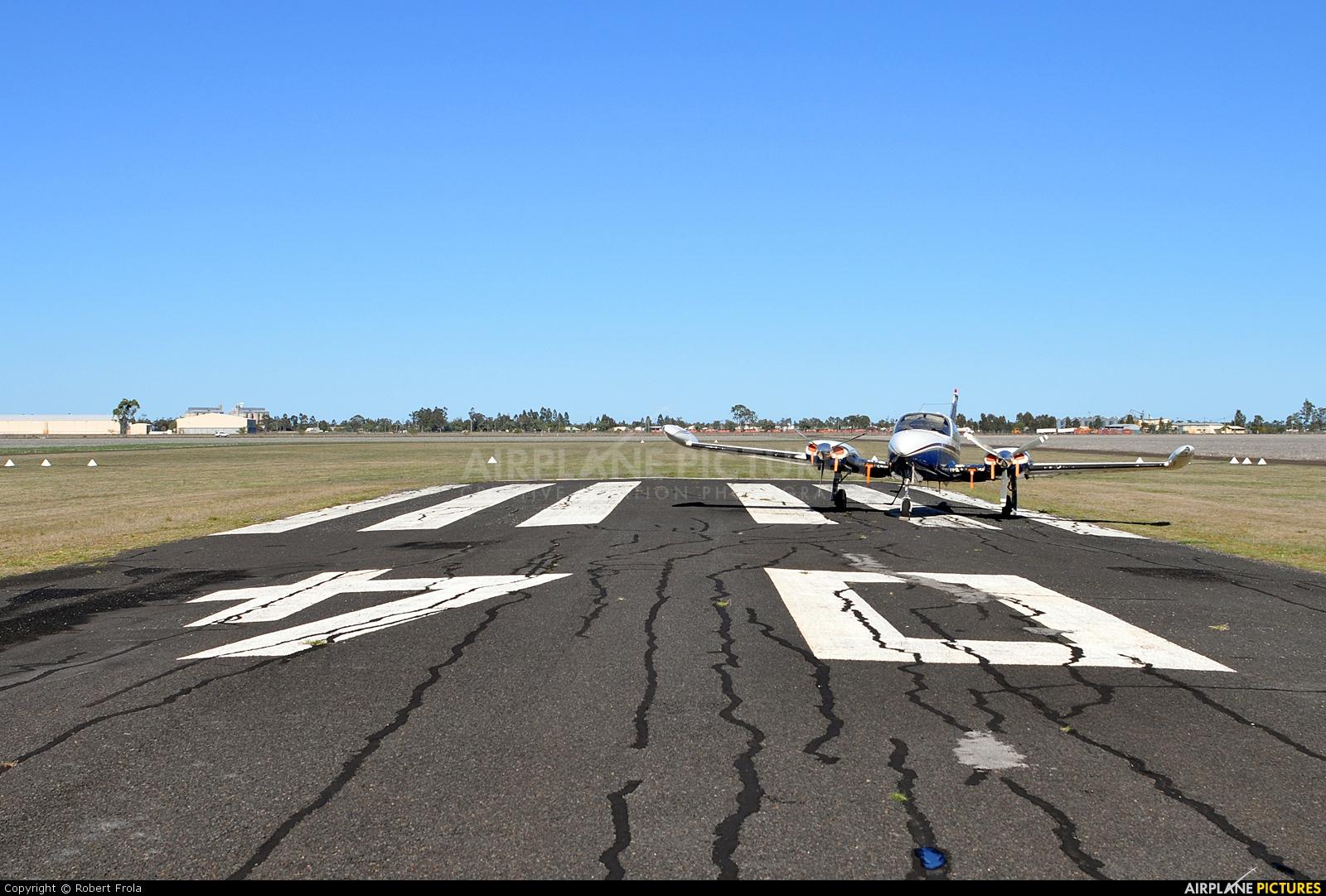 Private VH-JQK aircraft at Dalby, QLD