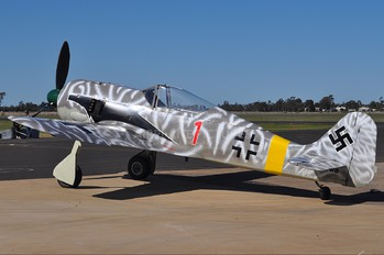 VH-FWB - Private Kronk FW-190