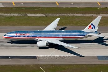 N790AN - American Airlines Boeing 777-200ER