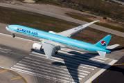 HL7784 - Korean Air Boeing 777-300ER aircraft