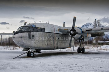 N8501W - Private Fairchild C-119 Flying Boxcar