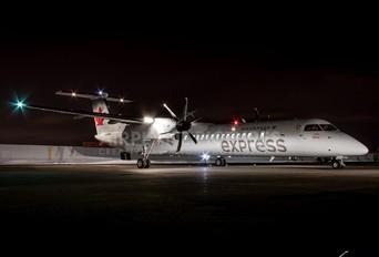 C-GGDU - Air Canada Express de Havilland Canada DHC-8-400Q / Bombardier Q400