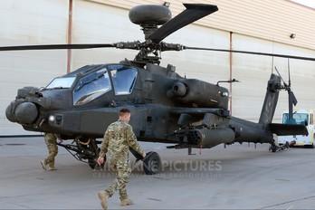ZJ217 - British Army Westland Apache AH.1