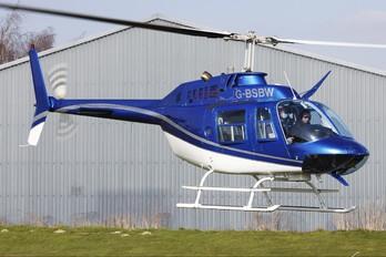 G-BSBW - Castle Air Bell 206B Jetranger III