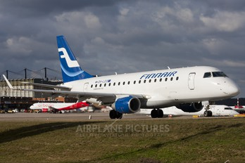OH-LEO - Finnair Embraer ERJ-170 (170-100)