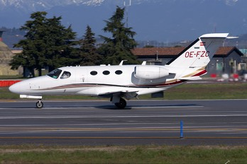 OE-FZC - Globe Air Cessna 510 Citation Mustang