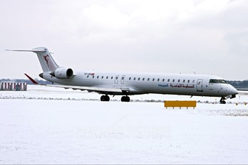 TS-ISA - Tunisair Express Canadair CL-600 CRJ-900