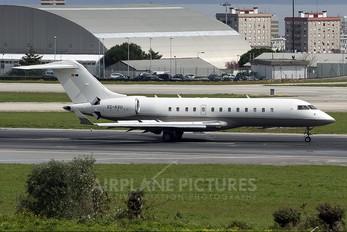 EC-KVU - TAG Aviation Bombardier BD-700 Global Express