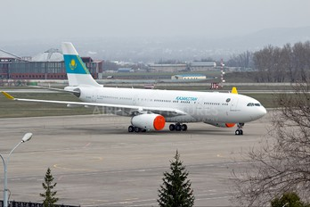 UP-A3001 - Kazakhstan - Government Airbus A330-200