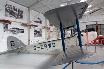 D-EBWD - Private de Havilland DH. 60 Moth