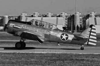F-AZDU - Fundació Parc Aeronàutic de Catalunya North American Harvard/Texan (AT-6, 16, SNJ series)