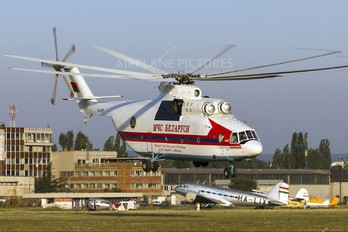 EW-260TF - Belarus - Ministry for Emergency Situations Mil Mi-26