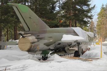 MG-135 - Finland - Air Force Mikoyan-Gurevich MiG-21bis