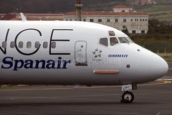 EC-HFP - Spanair McDonnell Douglas MD-82