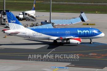 G-MIDO - BMI British Midland Airbus A320