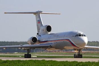 RA-85554 - Russia - Air Force Tupolev Tu-154B
