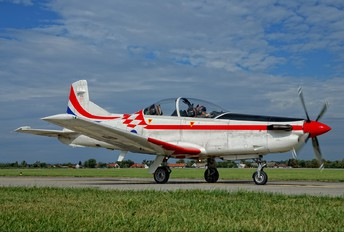 070 - Croatia - Air Force Pilatus PC-9A