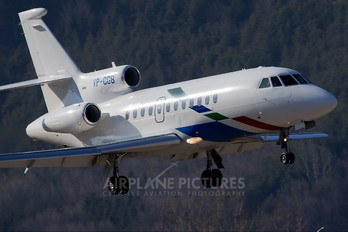 VP-CGB - Volkswagen Air Services Dassault Falcon 900 series