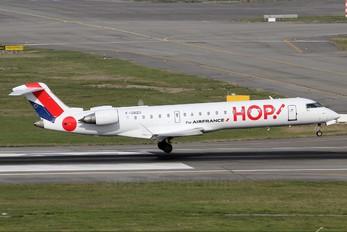F-GRZO - Air France - Hop! Canadair CL-600 CRJ-700