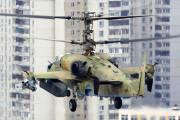 53 - Russia - Air Force Kamov Ka-52 Alligator aircraft