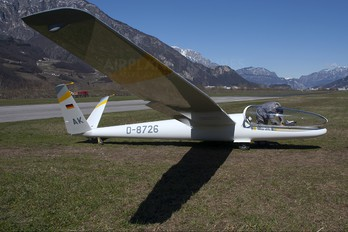 D-8726 - Private Akaflieg München MU-26P
