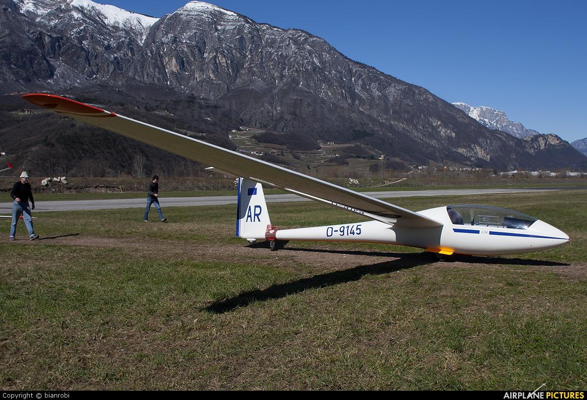 Private D-9145 aircraft at Trento - Mattarello