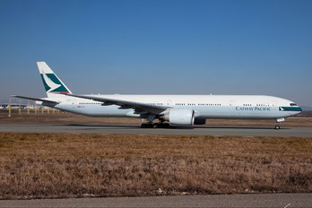 B-KPX - Cathay Pacific Boeing 777-300ER