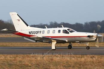 N500FF - Private Socata TBM 700