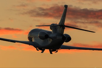 LX-MES - Private Dassault Falcon 7X