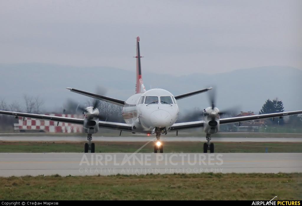 Air Scorpio HA-TAG aircraft at Sofia
