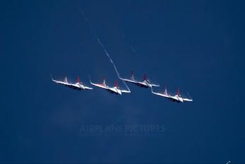 "02 - Russia - Air Force ""Strizhi"" Mikoyan-Gurevich MiG-29UB"