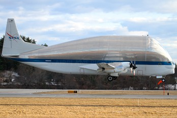 N941NA - NASA Aero Spacelines 377SG Super Guppy