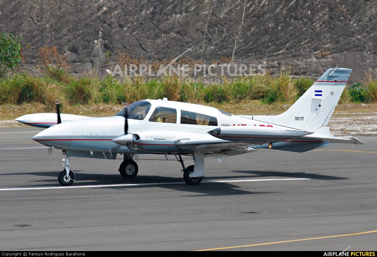 Private HR-ABB aircraft at Tegucigalpa - Toncontin