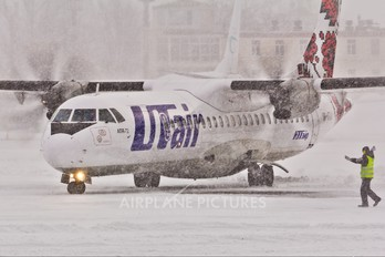 UR-UTJ - UTair ATR 72 (all models)