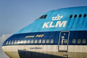 PH-BUK - KLM Boeing 747-200
