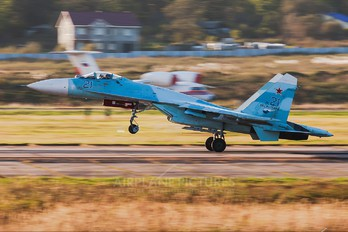21 - Russia - Air Force Sukhoi Su-27