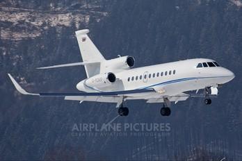 G-YCKF - Private Dassault Falcon 900 series