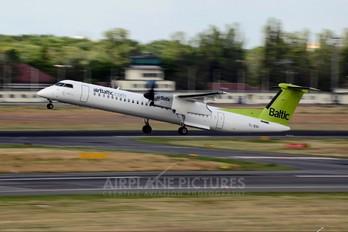 YL-BAI - Air Baltic de Havilland Canada DHC-8-400Q / Bombardier Q400