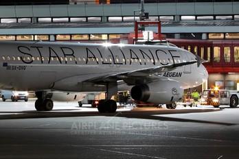 SX-DVQ - Aegean Airlines Airbus A320