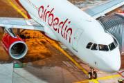 D-ABFF - Air Berlin Airbus A320 aircraft