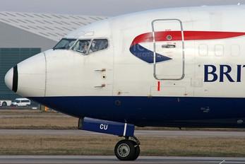 G-DOCU - British Airways Boeing 737-400