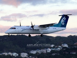 ZK-NEE - Air New Zealand Link - Air Nelson de Havilland Canada DHC-8-300Q Dash 8
