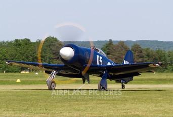 F-AZXJ - Private Hawker Sea Fury FB.11