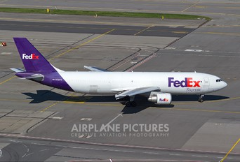 N723FD - FedEx Federal Express Airbus A300F