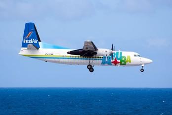 PJ-KVK - Insel Air Fokker 50