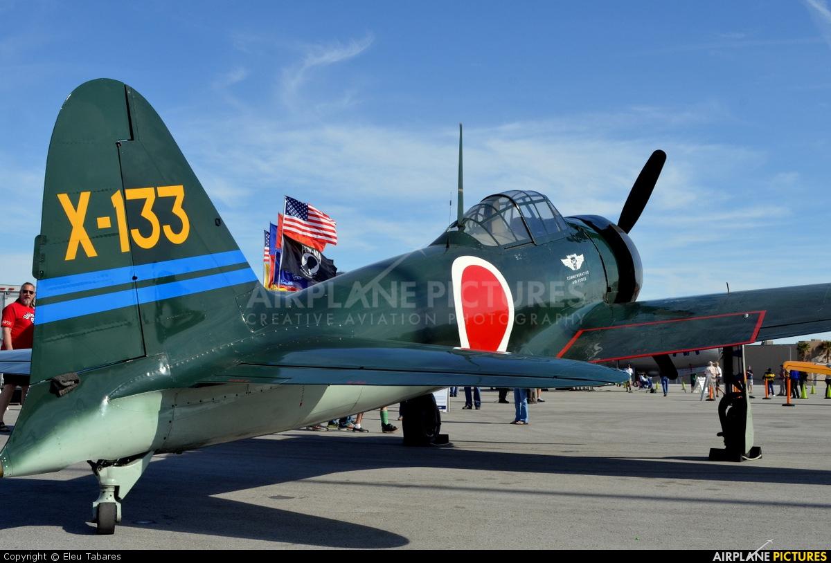American Airpower Heritage Museum (CAF) N712Z aircraft at Las Vegas - McCarran Intl